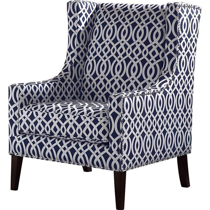 Furniture, Printed Accent Chairs (View 22 of 30)