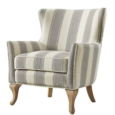 Galesville Tufted Polyester Wingback Chairs In 2019 Accent Chairs (View 30 of 30)