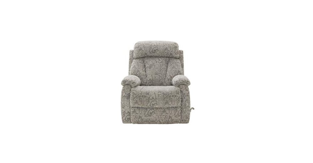 Georgina Armchairs (set Of 2) Pertaining To Well Liked La Z Boy La Z Boy Georgina Manual Recliner Armchair (View 14 of 30)