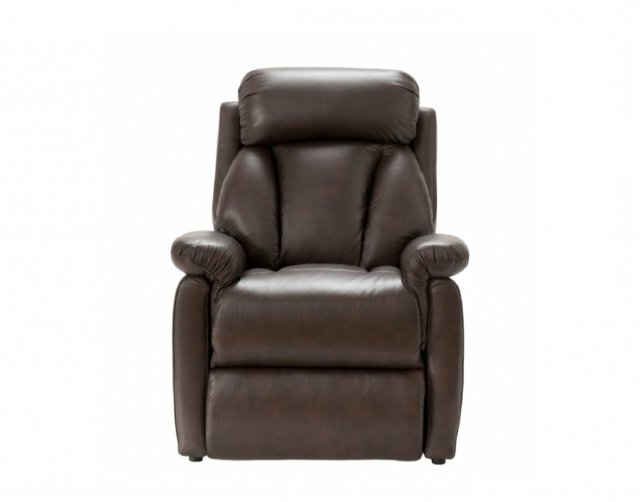 Georgina Armchairs (set Of 2) Regarding 2019 La Z Boy Georgina Leather Armchair (View 4 of 30)