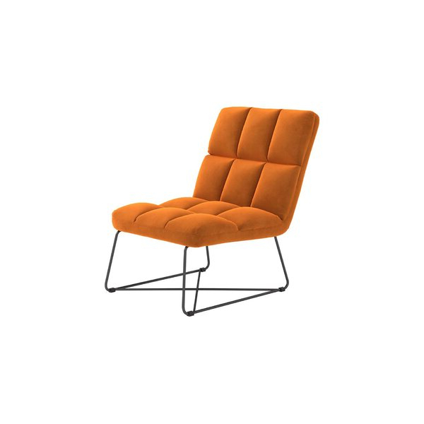 Gilad Faux Leather Barrel Chairs Intended For Current Burnt Orange Accent Chairs (View 25 of 30)
