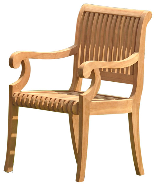 Giva Arm Chair – Outdoor Teak Within Most Popular Reynolds Armchairs (View 22 of 30)