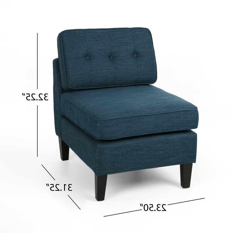 Goodspeed Slipper Chairs (set Of 2) Inside Fashionable Goodspeed Slipper Chair (View 2 of 30)