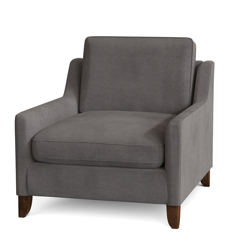 Haleigh Armchair Pertaining To Newest Haleigh Armchairs (View 4 of 30)