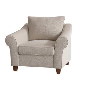 Haleigh Armchairs Regarding Best And Newest Haleigh Armchair – Wayfair (View 21 of 30)