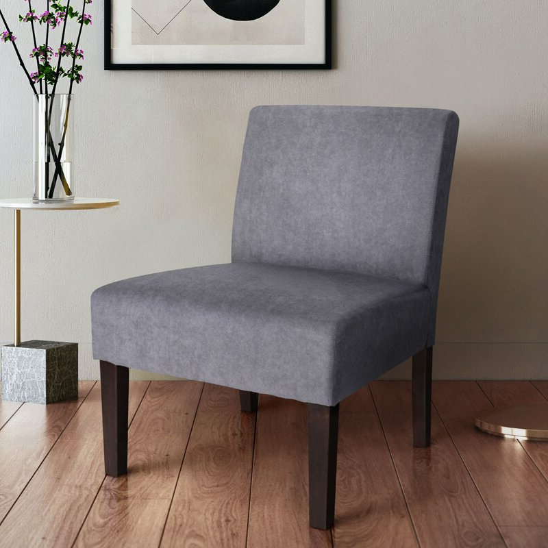 Featured Photo of Harland Modern Armless Slipper Chairs