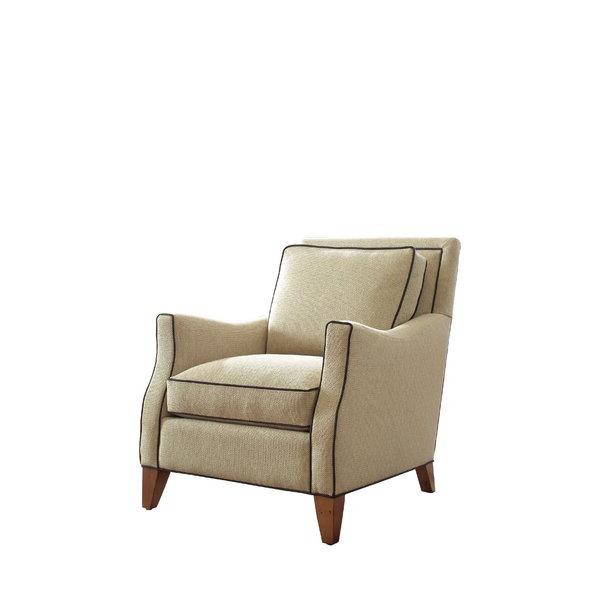 "Haynes 29"" W Polyester Blend Down Cushion Armchair Within Famous Polyester Blend Armchairs (View 27 of 30)"