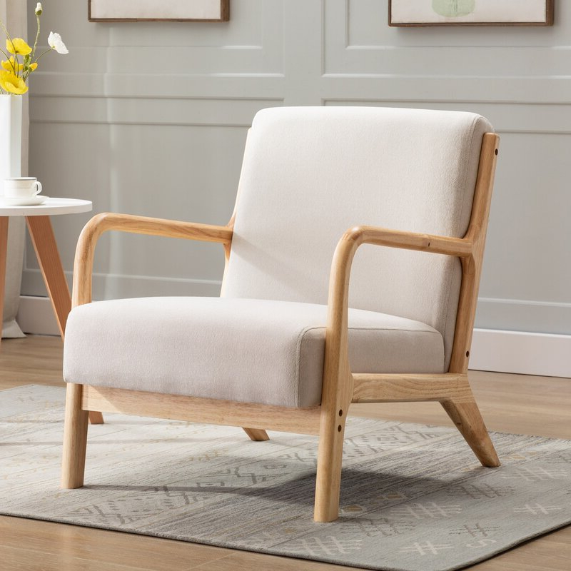 Hofstetter Armchairs Pertaining To Preferred Gilmour Armchair (View 21 of 30)