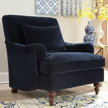 Hutchinsen Polyester Blend Armchairs Throughout Most Current Pin On For The Home (View 4 of 30)