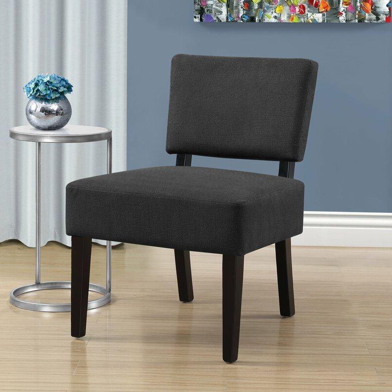 Ileana Slipper Chair Pertaining To Well Known Aniruddha Slipper Chairs (View 4 of 30)