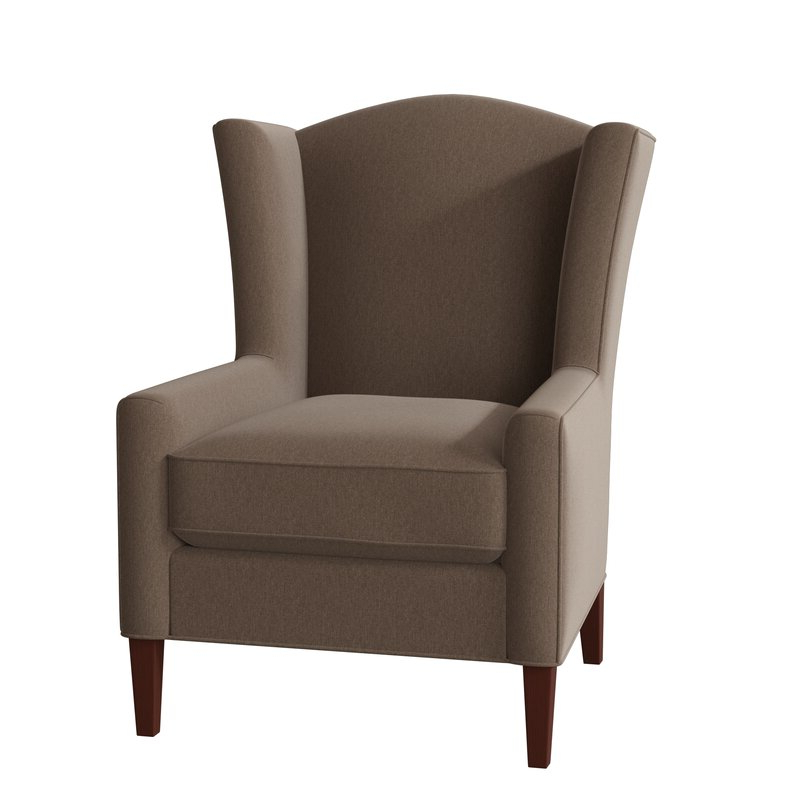 Imperial Wingback Chair For Most Current Sweetwater Wingback Chairs (View 8 of 30)