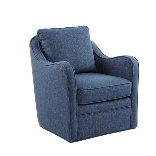 Jayde Armchairs In Current Navy Blue Accent Chair You'll Love In 2021 – Visualhunt (View 17 of 30)