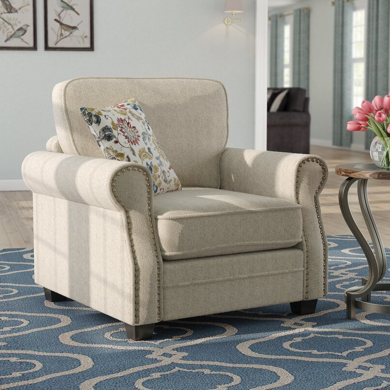 Jayde Armchairs Throughout Most Current Alcalde Armchair (View 21 of 30)