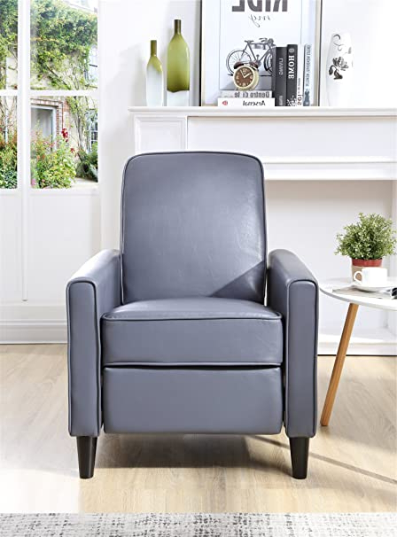 Jill Faux Leather Armchairs Within Most Current Nathaniel Home Vivian Chair Accessories, Gray (View 21 of 30)
