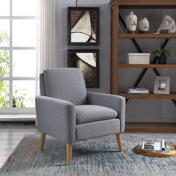 Kenley Armchair Pertaining To Well Known Harmoni Armchairs (View 13 of 30)