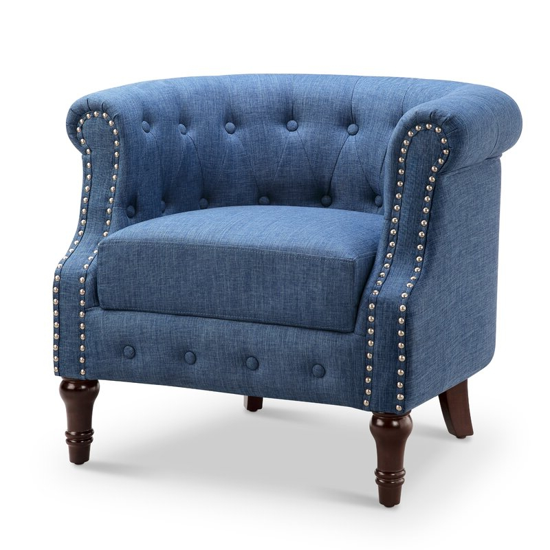 Kjellfrid Chesterfield Chair Intended For Well Known Kjellfrid Chesterfield Chairs (View 3 of 30)