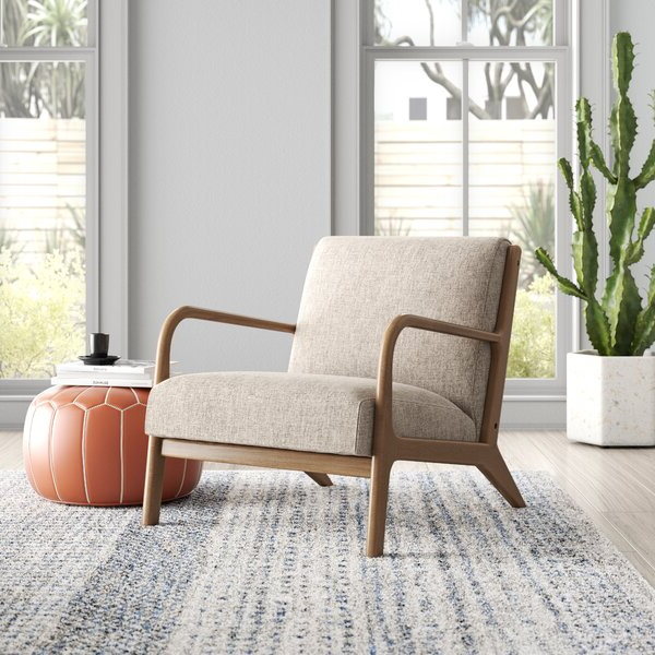 Lakeville Armchairs Intended For Most Current Square Armchair (View 11 of 30)