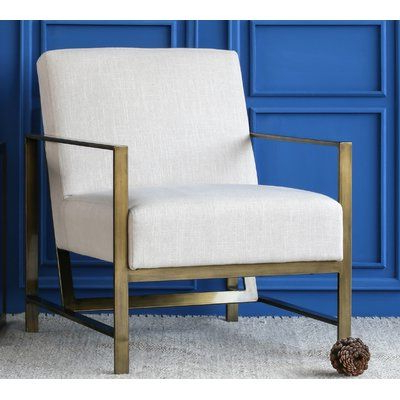 Lakeville Armchairs Pertaining To 2019 Ivy Bronx Haakenson Armchair Upholstery: (View 8 of 30)