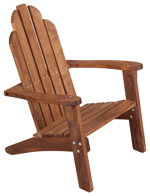 Lakeville Armchairs Throughout Well Liked Lakeville Shores Children's Adirondack Chair (View 9 of 30)