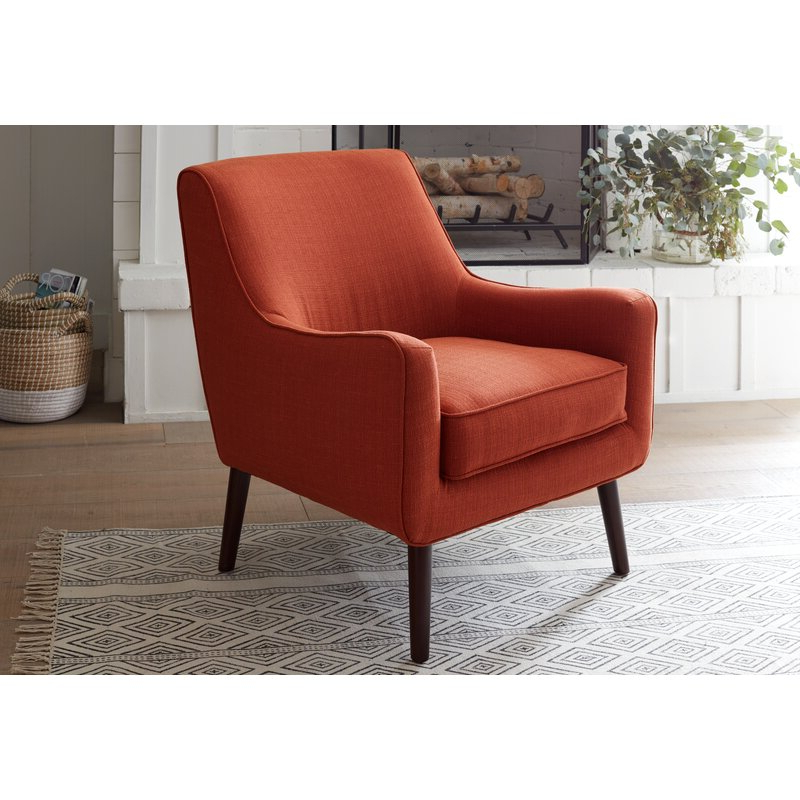 Langley Street™ Spraggins Armchair Inside Widely Used Ziaa Armchairs (set Of 2) (View 27 of 30)