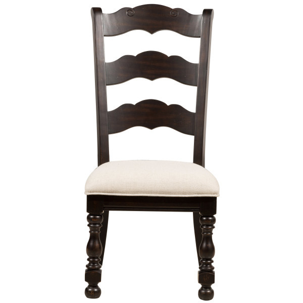 Latest Caldwell Armchairs For Caldwell 7 Pc Dining Setpulaski – P012240/1+60x4+71x (View 11 of 30)