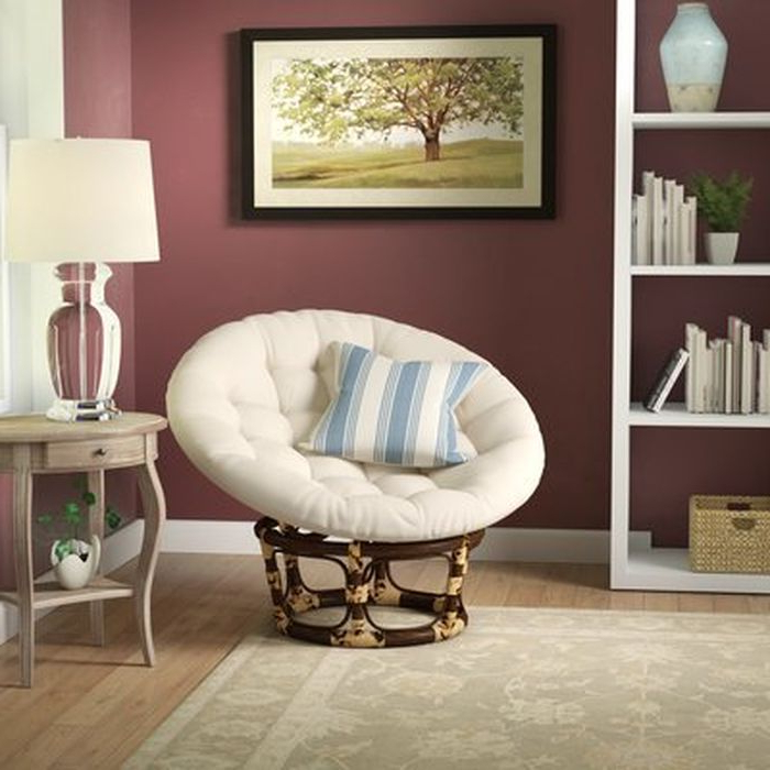 "Latest Orndorff Tufted Papasan Chairs For Orndorff 42"" Papasan Chair – Wayfair (View 6 of 30)"