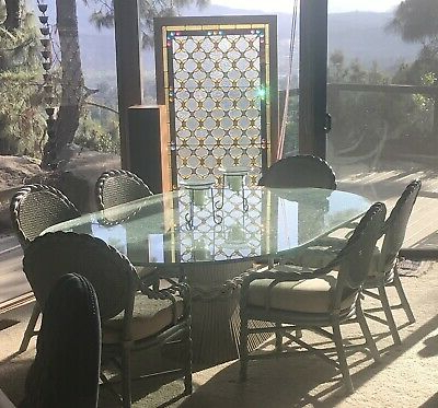 Latest Post 1950 – Six Dining Chairs – Vatican With Madison Avenue Tufted Cotton Upholstered Dining Chairs (set Of 2) (View 20 of 30)