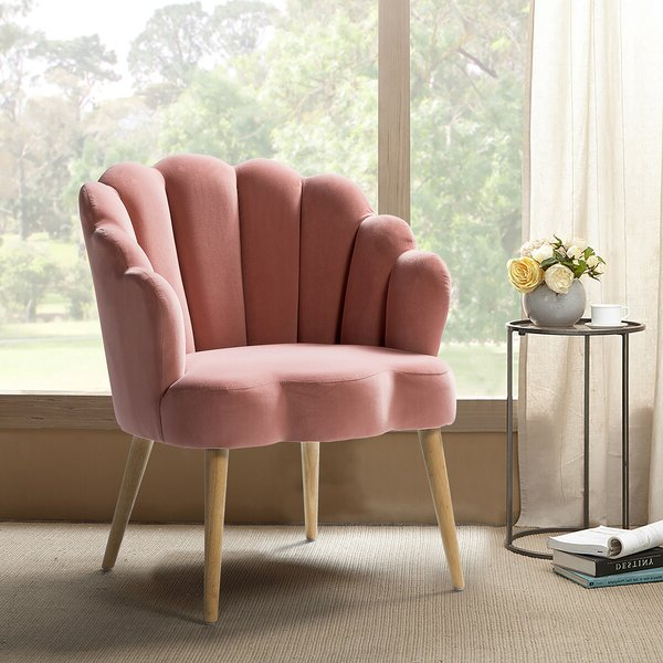 Latest Small Upholstered Arm Chair Intended For Jayde Armchairs (View 23 of 30)