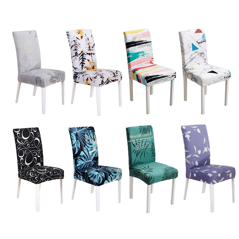 Lau Barrel Chairs Throughout Well Liked Stretch Banquet Chair Cover Seat Cover Dining Home Spandex (View 29 of 30)