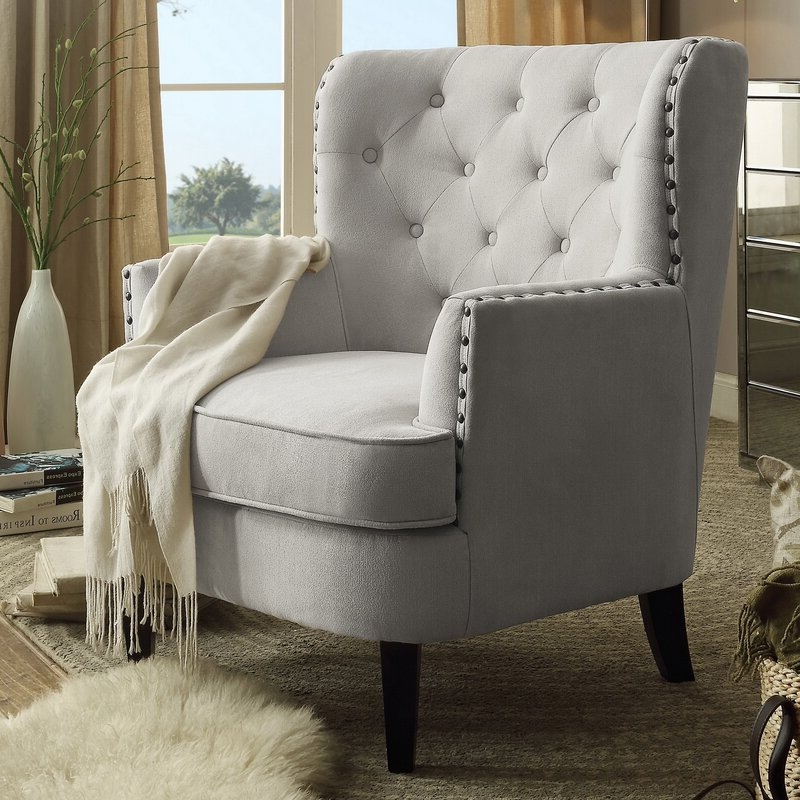 Featured Photo of Lenaghan Wingback Chairs