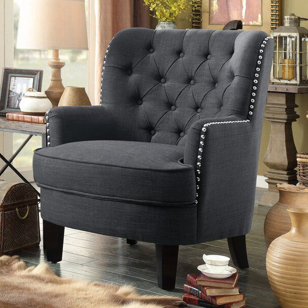 Lenaghan Wingback Chairs With Most Popular Lenaghan Wingback Chair (View 14 of 30)