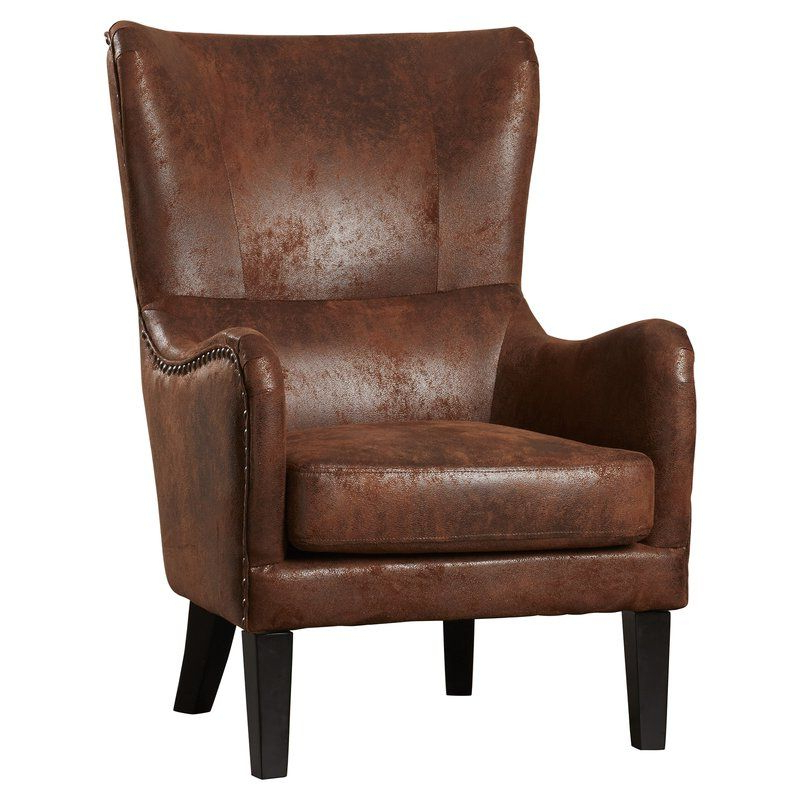Leppert Armchairs In 2019 Gordon Wingback Chair (View 9 of 30)