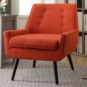 Leppert Armchairs Inside Favorite Bouck Wingback Chair – Wayfair (View 26 of 30)