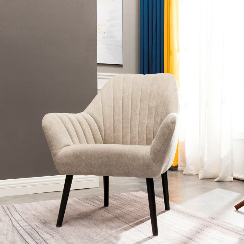 Leppert Armchairs With Regard To Preferred Alcera Armchair (View 7 of 30)