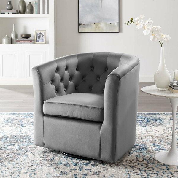 Light Grey Armchair Regarding Fashionable Suki Armchairs By Canora Grey (View 4 of 30)