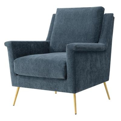 Lincoln – Accent Chairs – Chairs – The Home Depot Regarding Most Recent Dallin Arm Chairs (View 9 of 30)