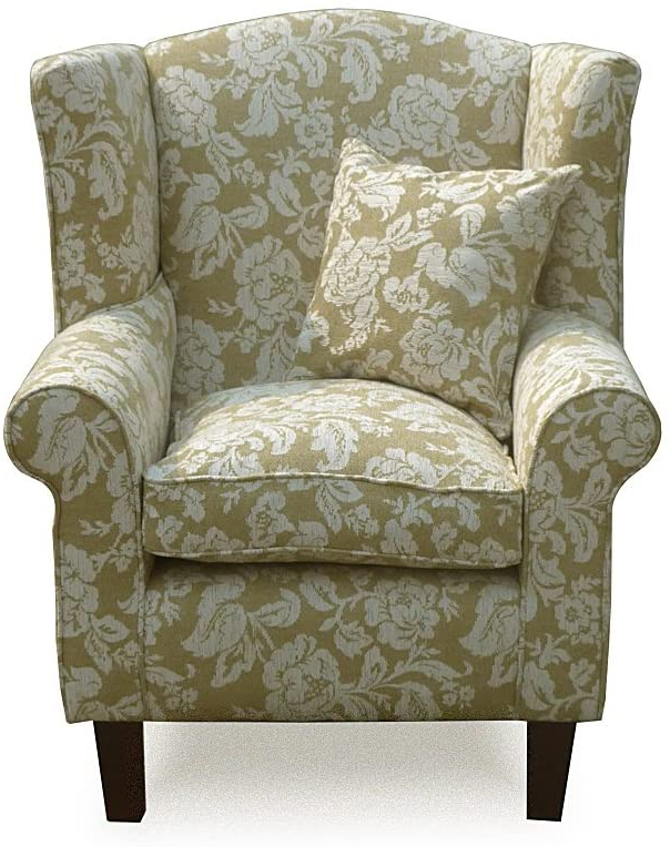Lounge Wing Chair – Home Furniture – Wing Back Chairs – Andover Natural – Home Life Direct Throughout Widely Used Andover Wingback Chairs (View 19 of 30)