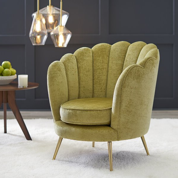 Low Back Accent Chair Within Best And Newest Dallin Arm Chairs (View 25 of 30)