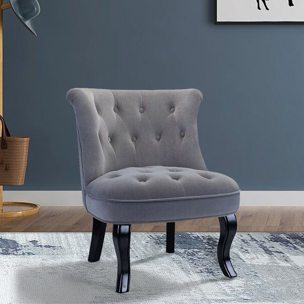 Featured Photo of Maubara Tufted Wingback Chairs