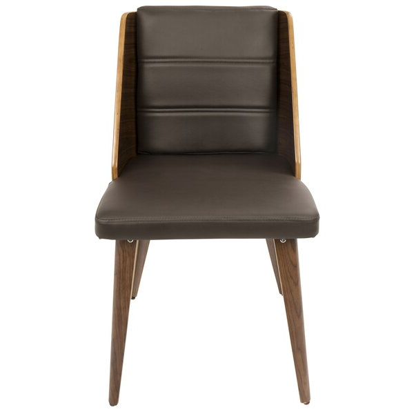 Melrose Upholstered Dining Chair In Most Up To Date Aime Upholstered Parsons Chairs In Beige (View 14 of 30)