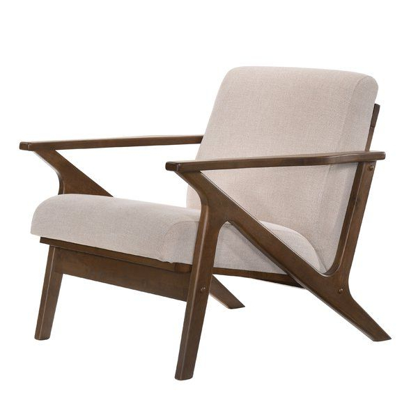 Mid Century Modern Inside Leia Polyester Armchairs (View 9 of 30)