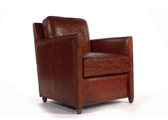 Montenegro Faux Leather Club Chairs Throughout Preferred Cognac Leather Club Chair (View 21 of 30)