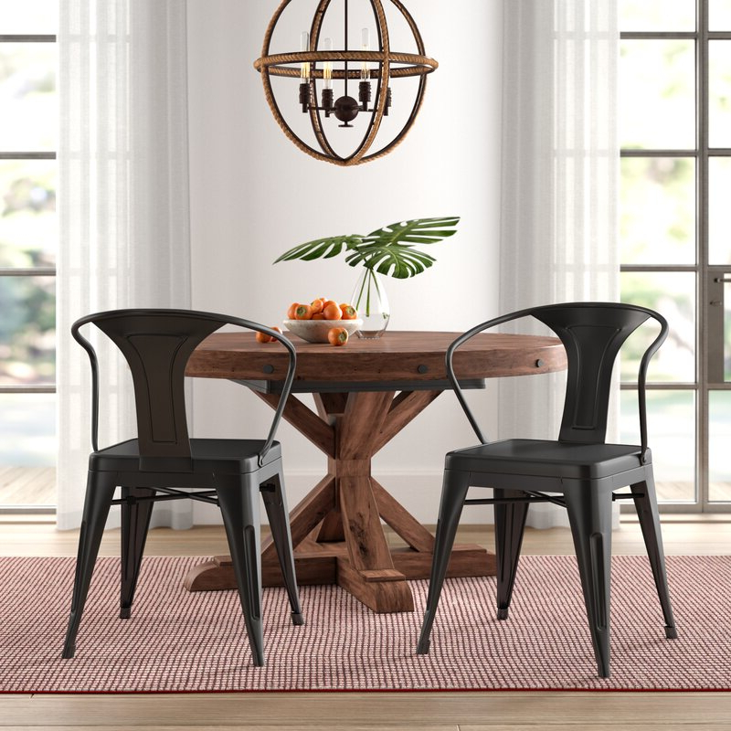 Montville Dining Chair In Famous Aaliyah Parsons Chairs (View 13 of 30)