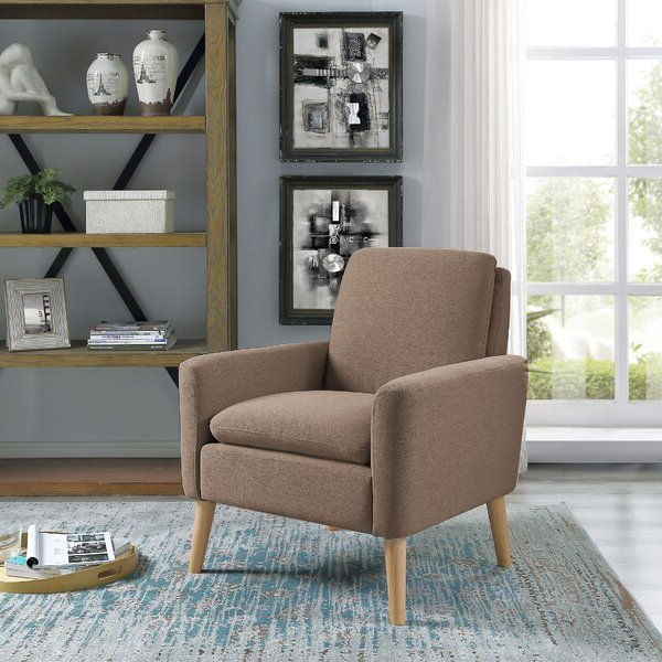 Most Current Biggerstaff Polyester Blend Armchairs For This Armchair Showcases A Scrolling Botanical Motif For A (View 5 of 30)
