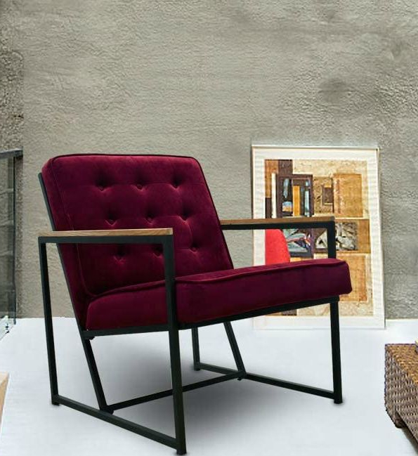 Most Current Live It Cozy Armchairs Regarding 15 Accent Chairs That Make A Serious Style Statement (View 30 of 30)