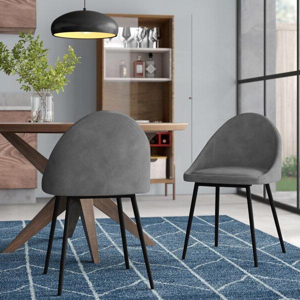 Most Current Modern & Contemporary Zinus Modern Studio In Wadhurst Slipper Chairs (View 12 of 30)
