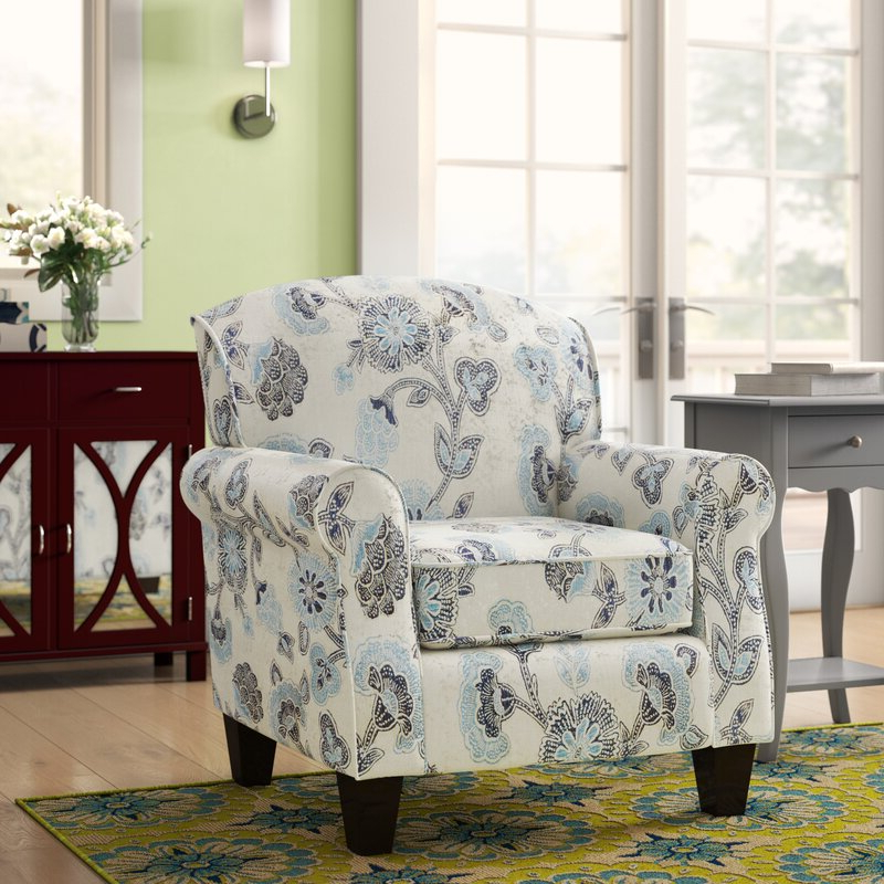 Most Current Saniyah Armchair Throughout Wainfleet Armchairs (View 12 of 30)