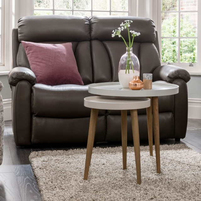 Most Popular Georgina Armchairs (set Of 2) With Regard To La Z Boy Georgina 2 Seater Sofa (View 18 of 30)
