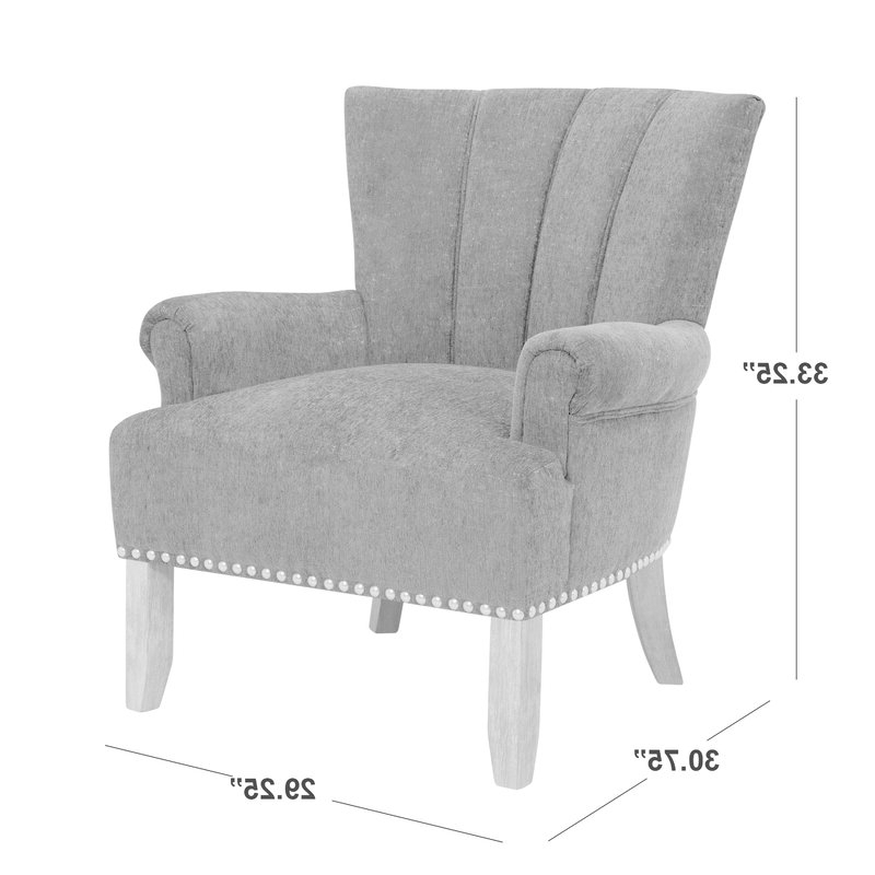 Most Popular Hanner Polyester Armchairs For Lyric Armchair (View 30 of 30)