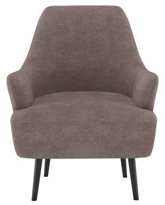Most Recent Belz Tufted Polyester Armchairs For Westbourne Mid Century Arm Chair Fabric: Gray (View 21 of 30)